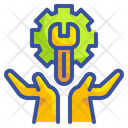 Service Support Service Support Icon