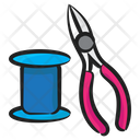 Service Tools Coil Spool Plier Icon