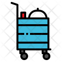 Service trolley Icon