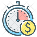 Services Time Timer Icon