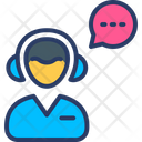 Operator Services Support Icon