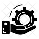 Services Setting Configuration Icon