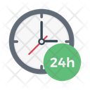 Services Support Clock Icon