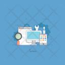 Service Digital Marketing Icon