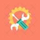 Services Settings Optimization Icon