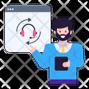 Web Consultant Web Helpline Services Refresh Icon