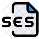 Ses File Icon