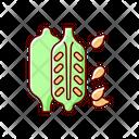 Sesame Seed Grain Icon