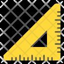 Square Degree Geometry Icon