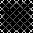 Triangle Geometry Tool Icon