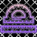 Set Square Icon