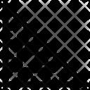 Set Square Drafting Tool Degree Square Icon