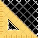 Set Square Geometry Tool Drafting Tool Icon