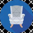 Settee Office Sofa Icon