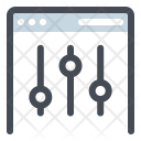 Setting Optimize Change Icon