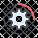 Setting Optimize Option Icon