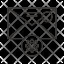 Setting Cogwheel Mail Icon