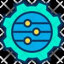 Cog Cog Wheel Tool Configuration Icon