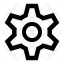 Ui Gear Setting Icon