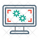 Setting Management Gear Icon
