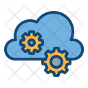 Setting Cloud Setting Cloud Configuration Icon
