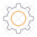Setting Configure Gear Icon