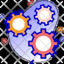Configure Gear Options Icon