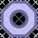 Setting Service Gear Icon