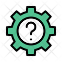 Faq Help Setting Icon