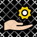Setting Gear Configure Icon