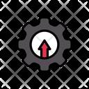 Setting Mobile Configure Icon
