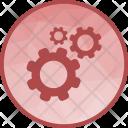 Setting Gear Optimization Icon