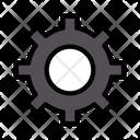 Web Development Setting Icon