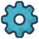 Gear Settings Configuration Icon