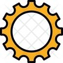 Setting Cog Configuration Icon