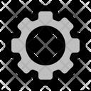 Setting Gear Settings Icon