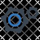 Settings Gear Cog Icon
