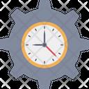 Setting Repair Clock Icon