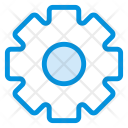 Setting Config Gear Icon