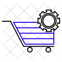 Setting Cart Shop Icon