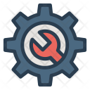 Setting Wrench Repair Icon