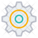 Setting Configuration Gear Icon
