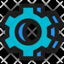 Setting Cogwheel Icon