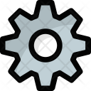 Setting Gear Cogs Icon