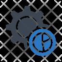 Graph Gear Option Icon