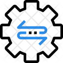 Business Process Setting Icon