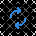 Exchange Process Setting Icon