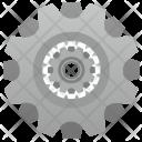 Setting Complex Gears Icon