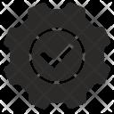 Ok Settings Icon