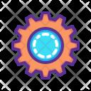 Gear Labor Labour Icon